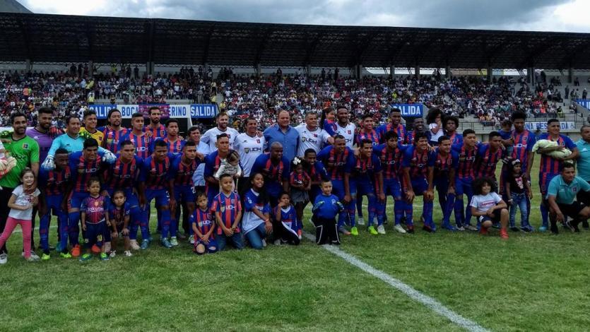 'La Tarde Azulgrana': Alianza Universidad derrotó 2-1 al Sport Boys