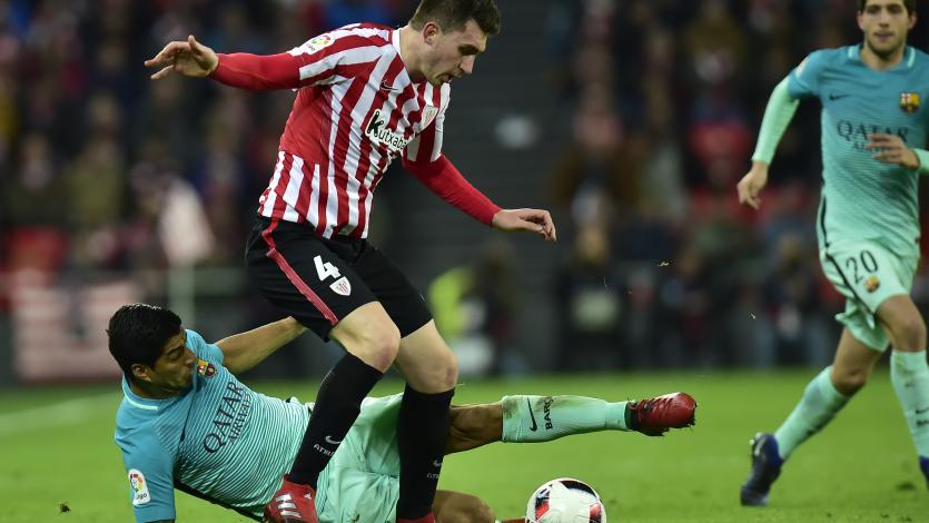 Manchester City está cerca de fichar a Aymeric Laporte