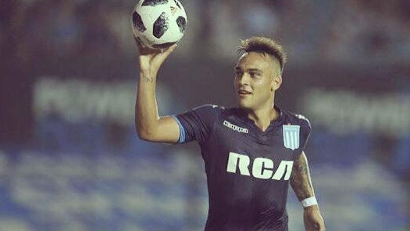 Inter de Milán pone la mira en Lautaro Martínez