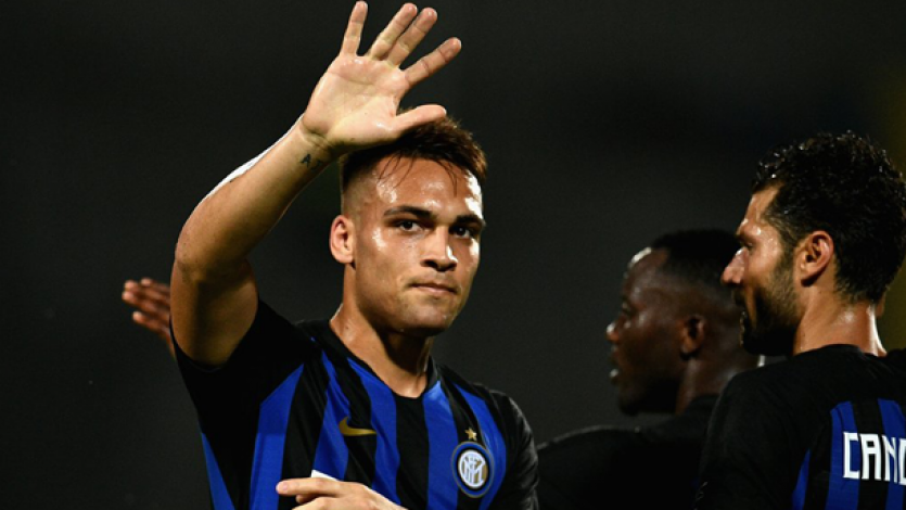 Lautaro Martínez sigue imparable en el Inter