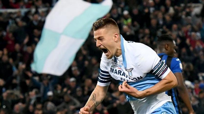 Lazio es el nuevo campeón de la Coppa Italia