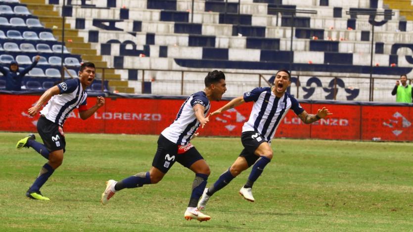 Alianza Lima y Sporting Cristal repartieron puntos en Matute