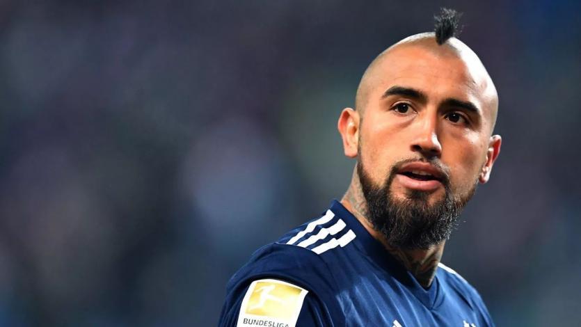 Bundesliga: Arturo Vidal se pierde el resto de la temporada con el Bayern