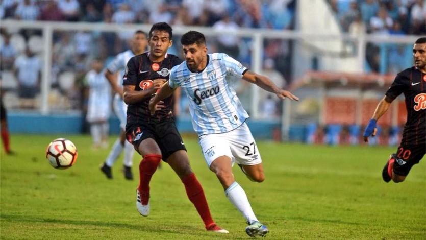 Libertad saca los 3 puntos en Tucumán