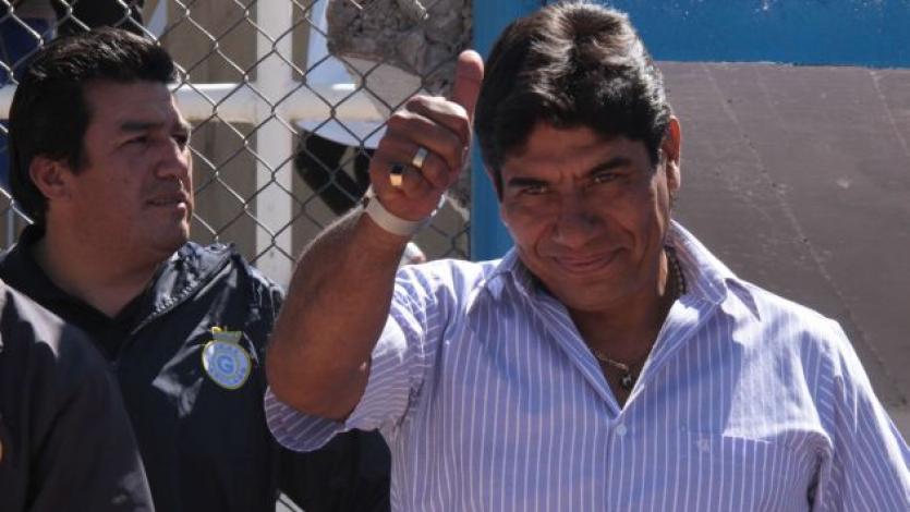 Freddy García: