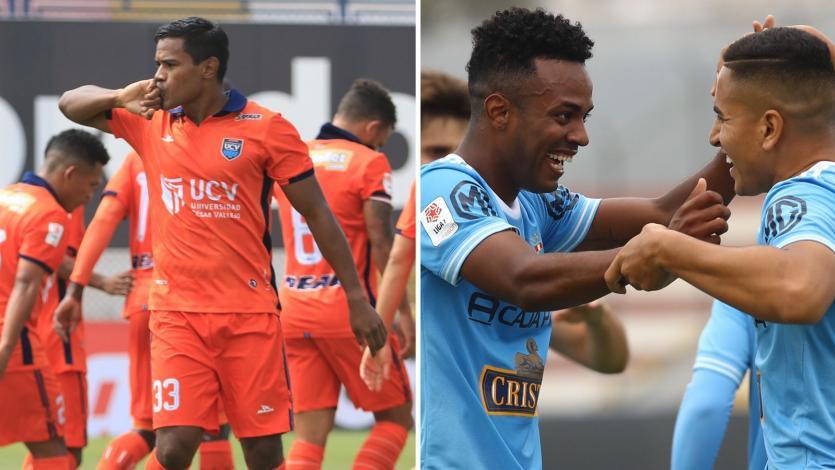 Liga1 Betsson: estas son las posibles alineaciones de Universidad César Vallejo y Sporting Cristal para el partido de esta tarde