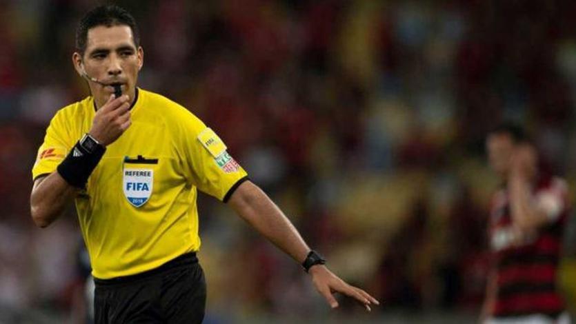 Diego Haro será el árbitro para el clásico entre Alianza Lima y Universitario