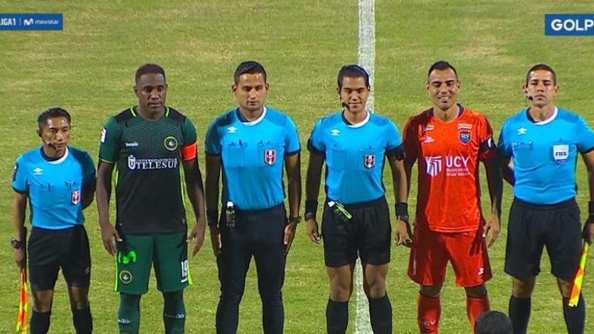 César Vallejo y El Pirata firman el empate en Trujillo (2-2)