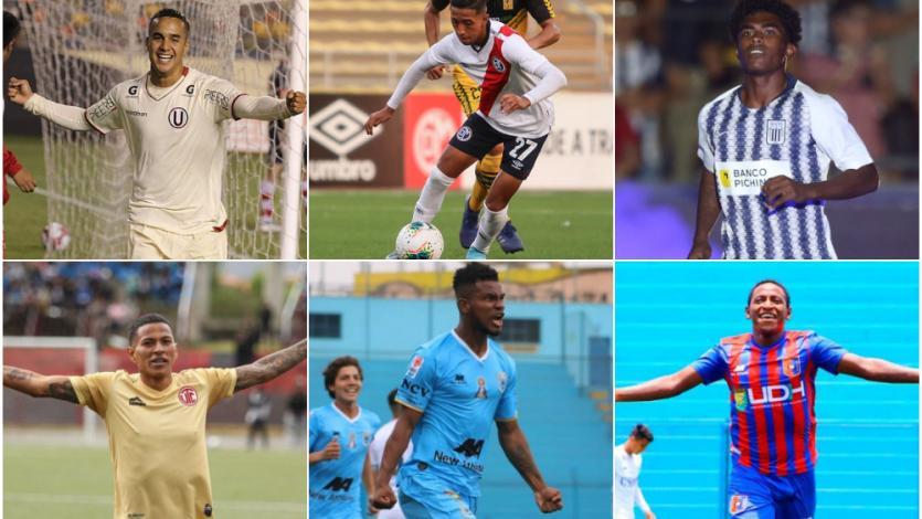 Liga1 Movistar: conoce las estadísticas de las seis revelaciones del Torneo Apertura