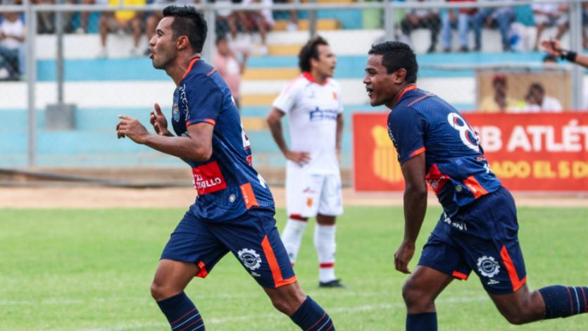 Liga1 Movistar: Atlético Grau y César Vallejo igualaron por la fecha 2 del Torneo Apertura (FOTOS)