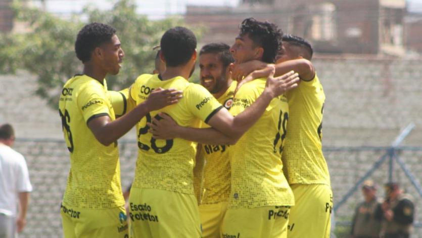 Liga2: Coopsol sorprendió a Santos FC en Ica y clasificó a semifinales