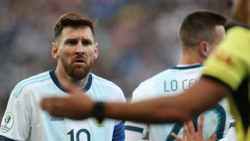 Conmebol respondió a Lionel Messi quien acusó al organismo de favorecer a Brasil en la Copa América
