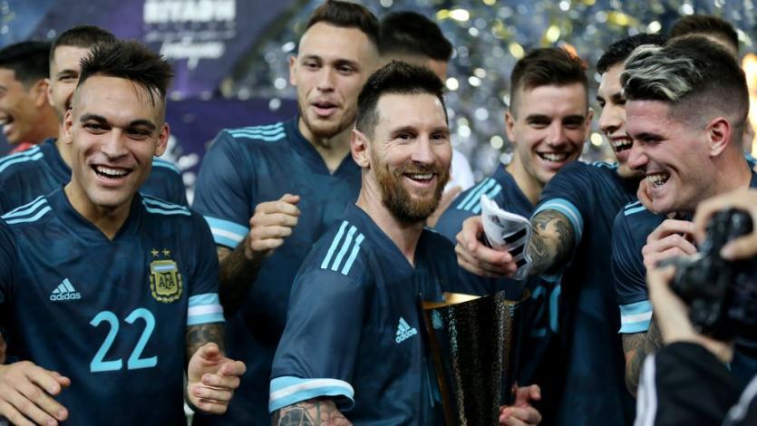 Argentina se quedó con el clásico tras vencer 1-0 a Brasil con un gol de Lionel Messi (VIDEO)