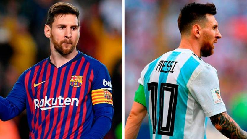 Lionel Messi: siete datazos de sus golazos de tiro libre con el Barcelona y Argentina (VIDEO)
