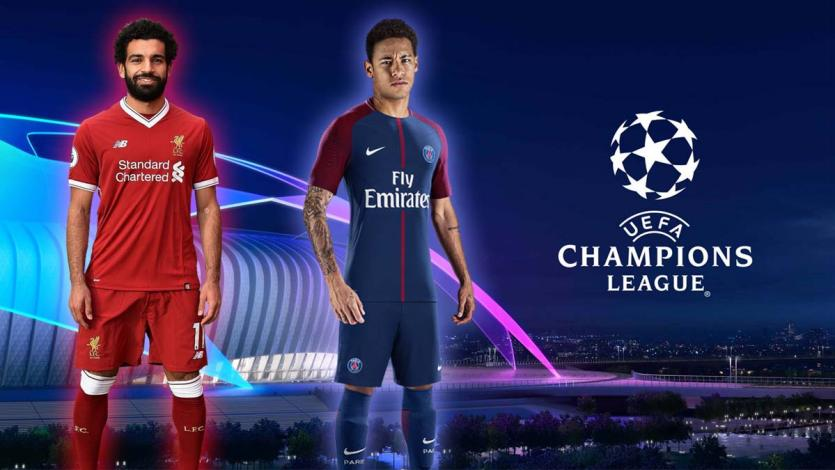 Champions League: Liverpool recibe al PSG en Anfield