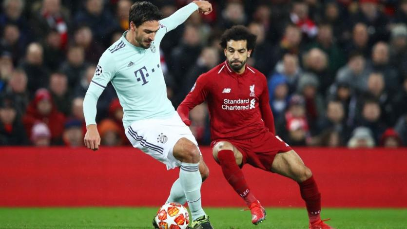 Champions League: Liverpool empató 0-0 con Bayern Múnich en Anfield (VIDEO)