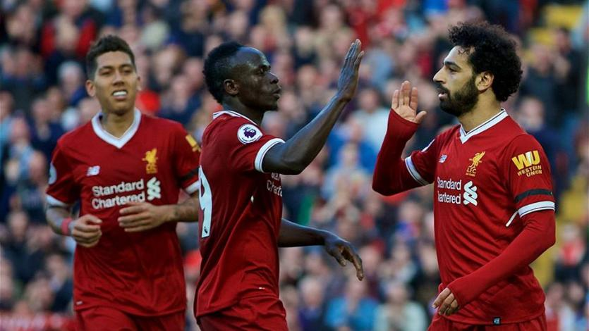 Liverpool golea al Bournemouth (3-0)