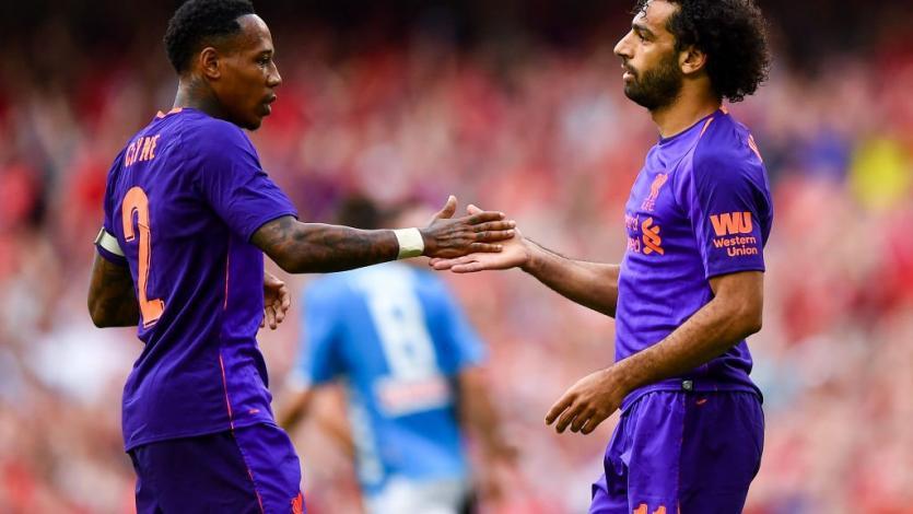 Liverpool golea y queda listo para el inicio de la Premier League
