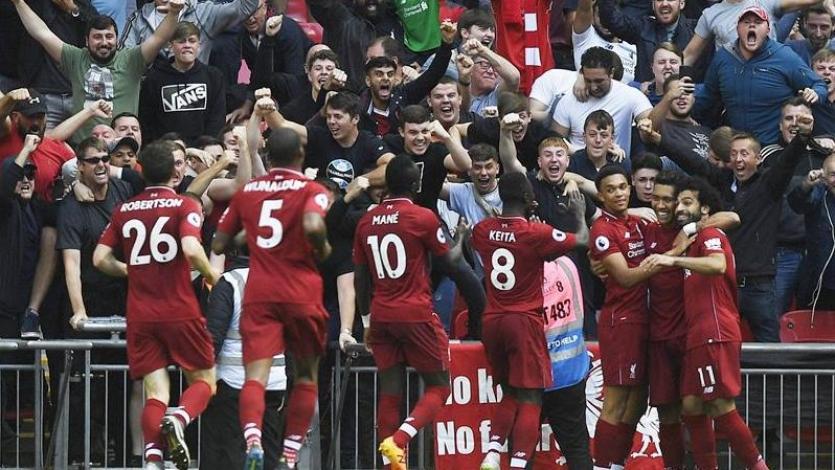 Champions League: Triunfo agónico del Liverpool ante PSG