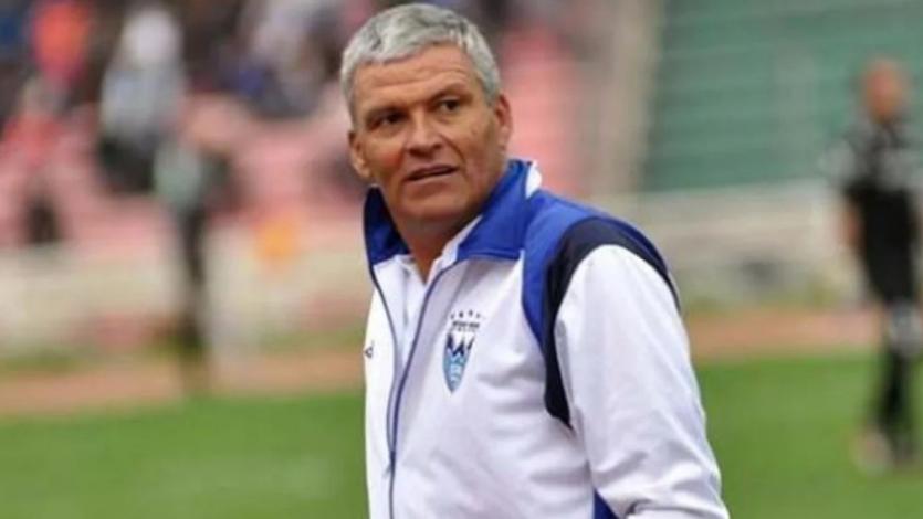 Deportivo Llacuabamba: Néstor Clausen llegó a La Libertad para iniciar los trabajos (VIDEO)