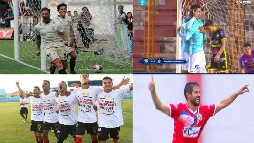 Torneo Clausura: Lo que dejó la última fecha