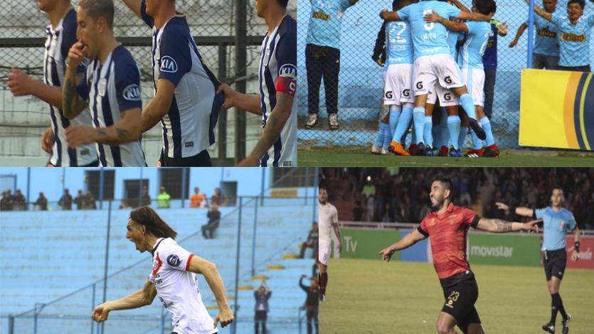 Torneo Clausura: Lo que dejó la primera fecha