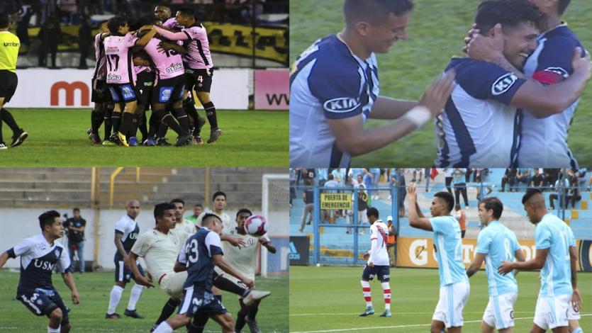 Torneo Clausura: Lo que dejó la cuarta fecha