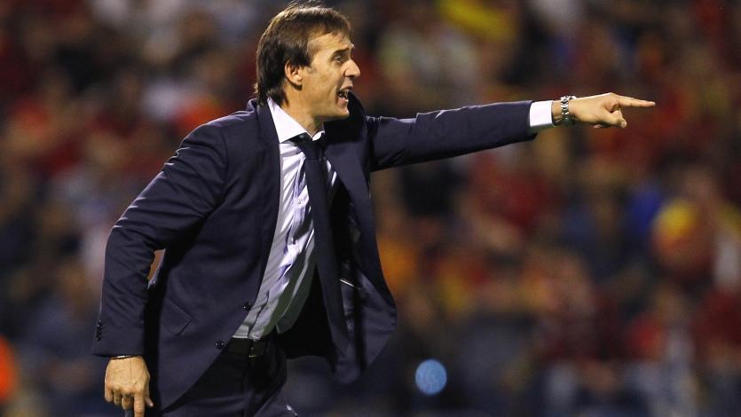 ¡Julen Lopetegui es nuevo entrenador del Real Madrid!