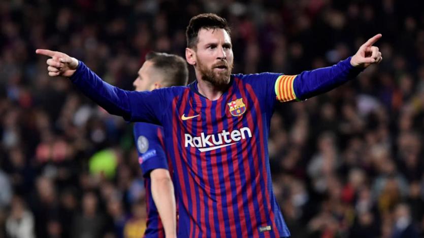 Los 600 goles de Lionel Messi con Barcelona