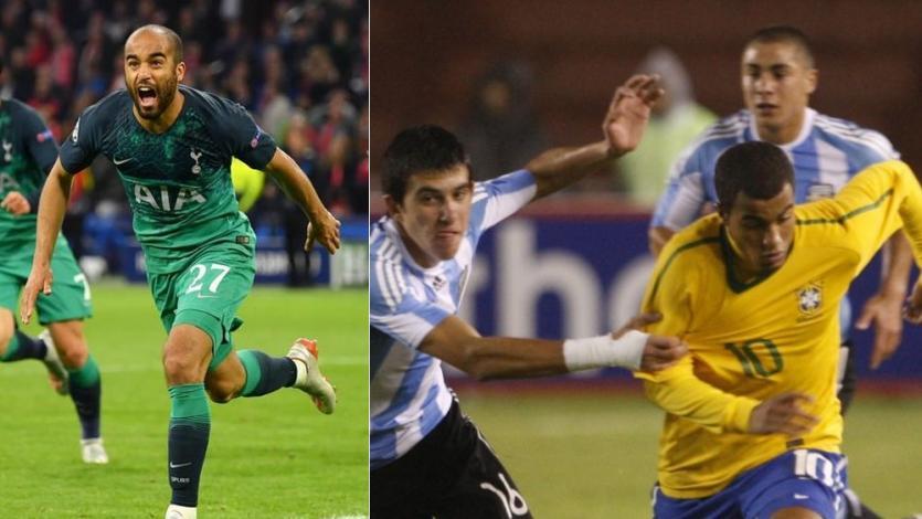 Lucas Moura: la primera vez en su carrera que hizo un hat trick fue en Arequipa (VIDEO)
