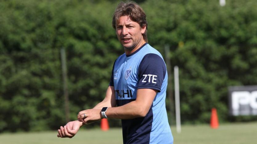 """Gabriel Heinze: """"Me hubiera gustado que Luis Abram juegue en los amistosos"""""""