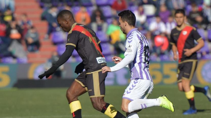 La Liga: Luis Advíncula fue considerado en el ránking latinoamericano de la fecha 18