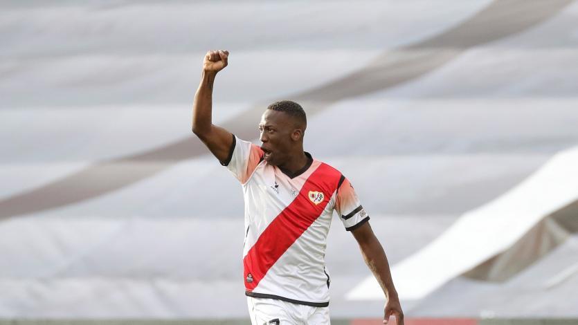 Rayo Vallecano venció 1-0 a Albacete con un golazo de Luis Advíncula (VIDEO)