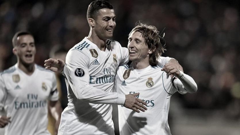 Luka Modric sobre el Real Madrid: