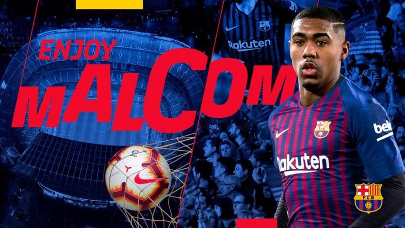 Fichajes: Malcom es nuevo jugador del Barcelona