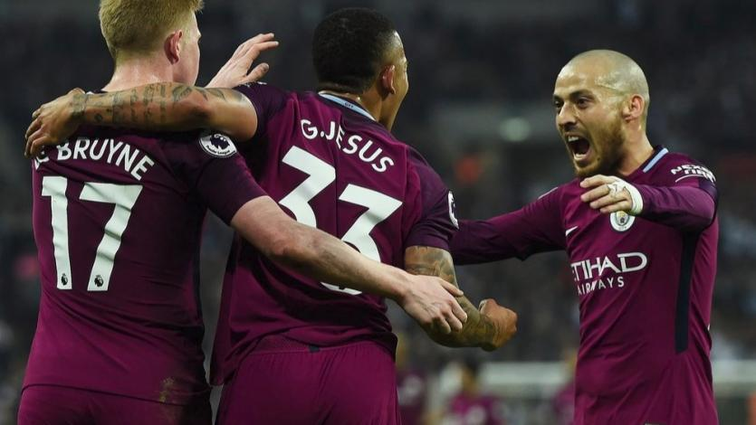 Manchester City a un paso de consagrarse en la Premier League