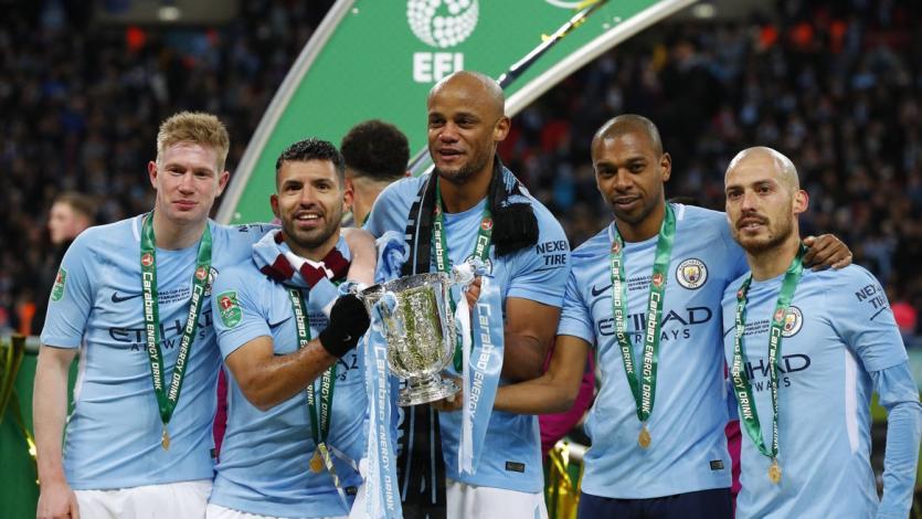 Manchester City gana la Carabao Cup