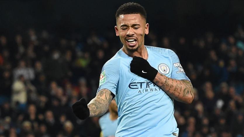 Manchester City no tuvo piedad del Burton Albion (9-0)