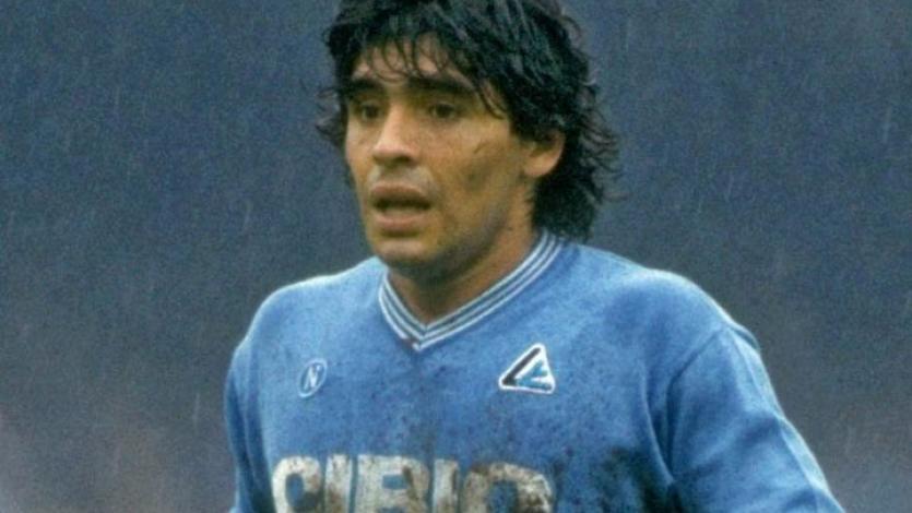 A 29 años del último partido de Maradona con el Nápoli (VIDEO)