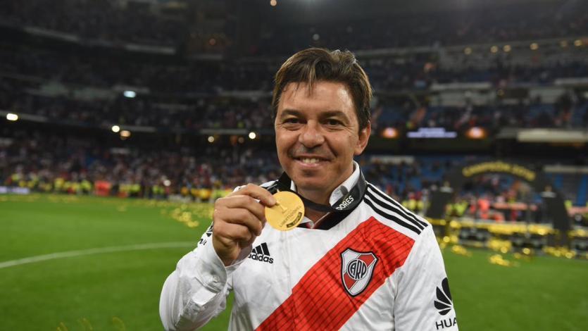 Marcelo Gallardo logra récord en la Copa Libertadores