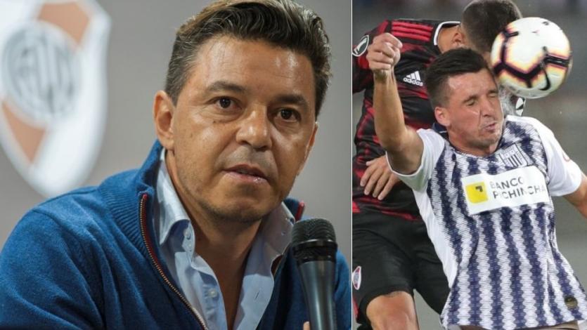 Marcelo Gallardo sobre Alianza Lima: