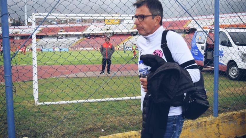 Liga1 Movistar: Marcelo Vivas dejó de ser entrenador de Sport Boys