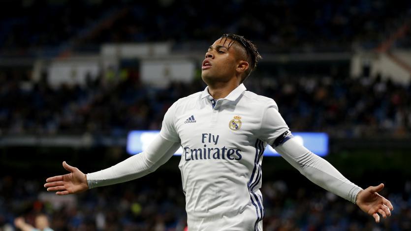 Mariano Díaz es oficialmente jugador del Real Madrid