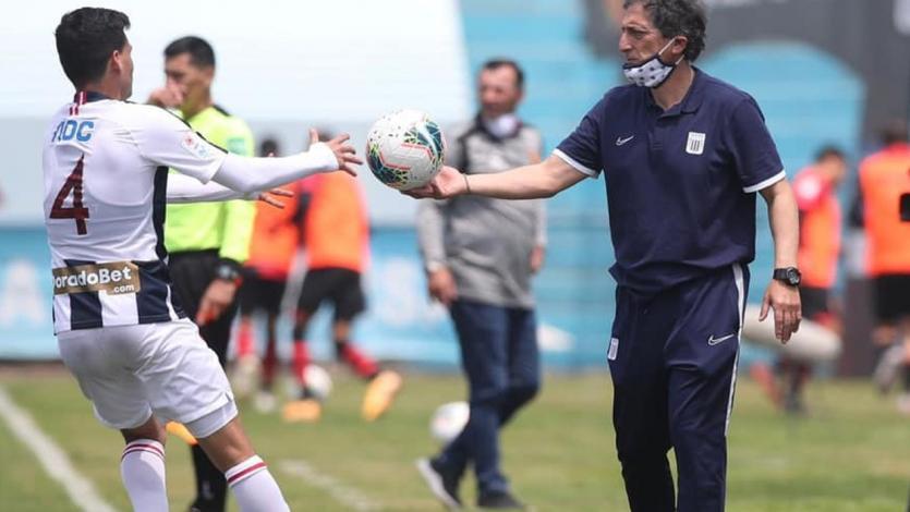 """Mario Salas: """"Le daremos muchas alegrías al hincha de Alianza Lima"""""""