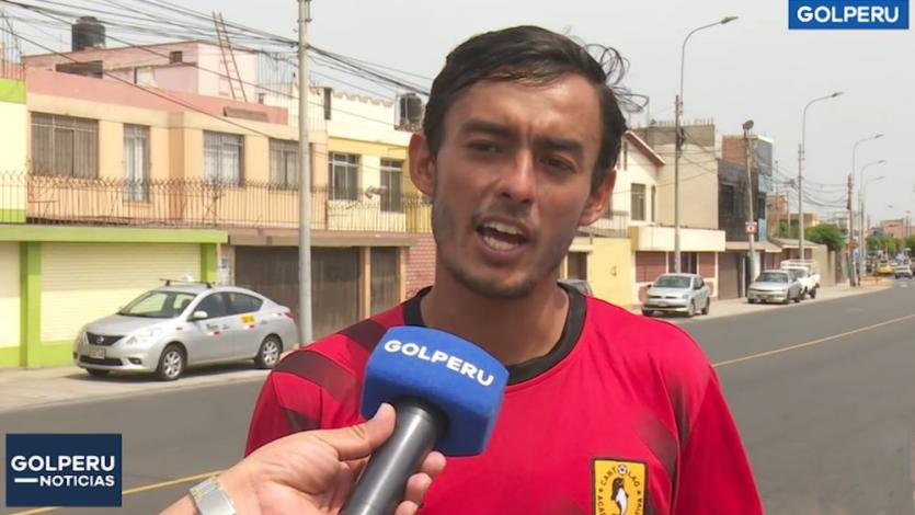 Mario Tajima sobre la Academia Deportiva Cantolao: