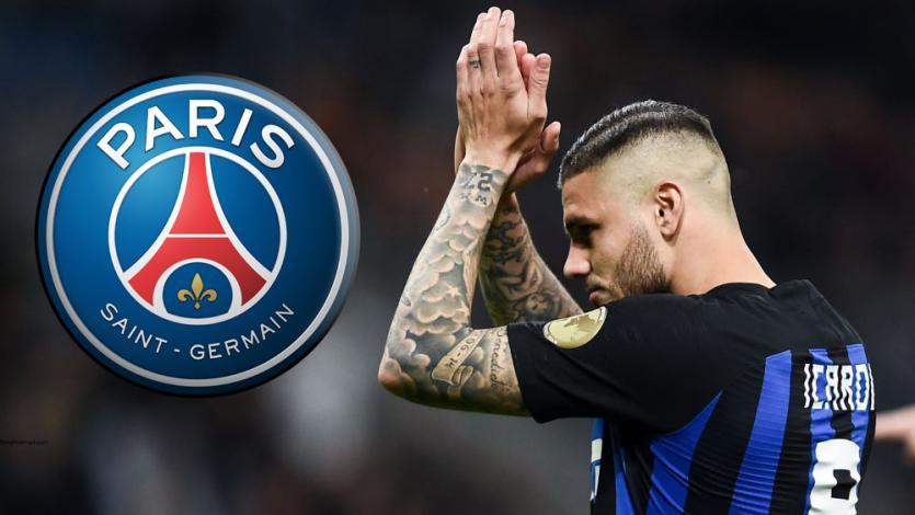 Fichaje bomba: Inter de Milán dejó ir a Mauro Icardi y jugará en el París Saint Germain (VIDEO)