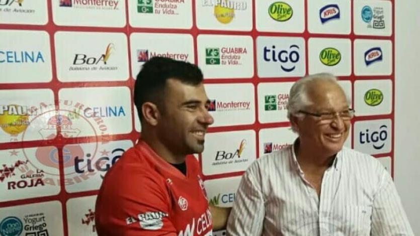 Maximiliano Velasco jugará en el Guabirá de Bolivia