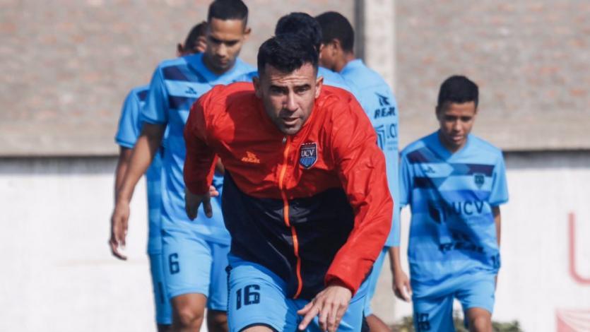 'Maxi' Velasco a Alianza Lima: