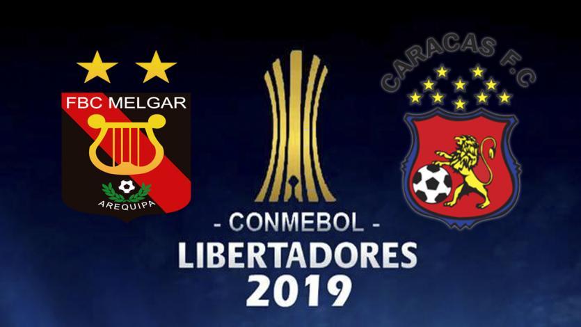 Copa Libertadores: Lo que debe saber del partido entre Melgar y Caracas