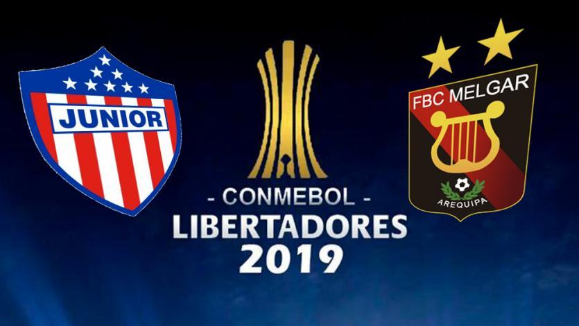 Copa Libertadores: Melgar visita a Junior de Barranquilla por la sexta fecha de fase de grupos